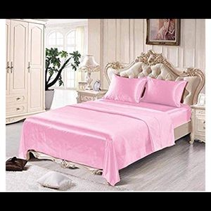 💖Home Sheets💕satin feel 100% polyester